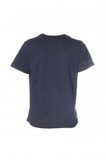 T-shirt T-shirt Clyde Boy S18178B (35322) - DEELUXE-SHOP
