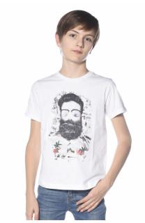 T-Shirt CLYDE Garçon S18178B (35324) - DEELUXE