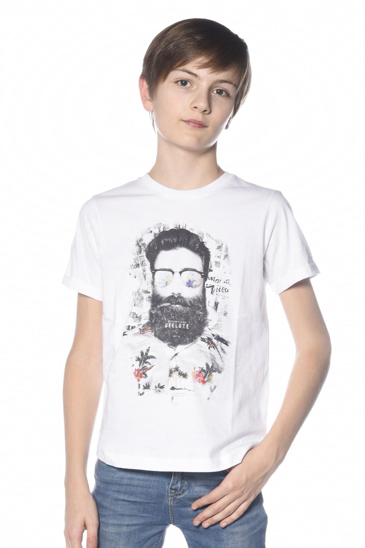 T-Shirt T-shirt Clyde Boy S18178B (35324) - DEELUXE-SHOP