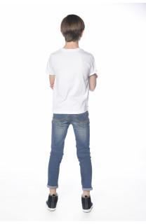 T-shirt T-shirt Clyde Boy S18178B (35325) - DEELUXE-SHOP