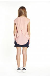 T-Shirt HONEY Fille S18139G (35482) - DEELUXE