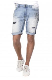 Short CARLOS Homme S18J802 (35561) - DEELUXE
