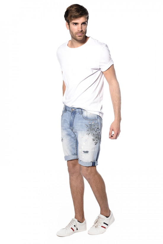 Short Carlos Man S18J802 (35562) - DEELUXE-SHOP