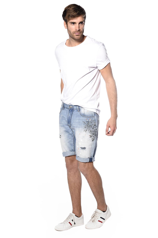 Short Short Carlos Man S18J802 (35562) - DEELUXE-SHOP