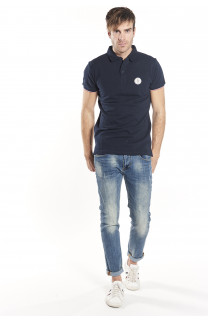 Polo FRANKIE Homme S18208 (35591) - DEELUXE