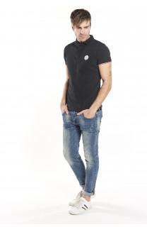 Polo FRANKIE Homme S18208 (35596) - DEELUXE