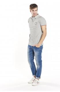 Polo FRANKIE Homme S18208 (35602) - DEELUXE
