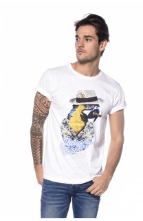 T-Shirt HAVANA Homme S18164 (35622) - DEELUXE