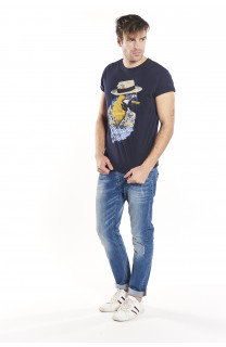 T-Shirt HAVANA Homme S18164 (35626) - DEELUXE