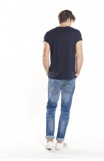 T-Shirt HAVANA Homme S18164 (35628) - DEELUXE