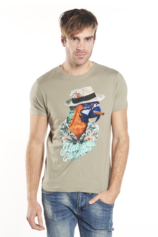 T-Shirt HAVANA Homme S18164 (35633) - DEELUXE