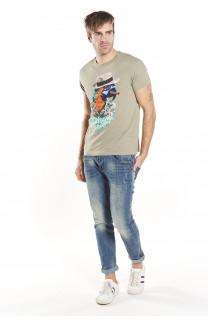 T-Shirt HAVANA Homme S18164 (35634) - DEELUXE