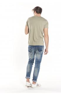 T-Shirt HAVANA Homme S18164 (35635) - DEELUXE