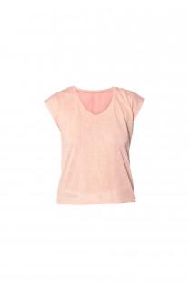 T-Shirt HONEY Fille S18139G (35795) - DEELUXE