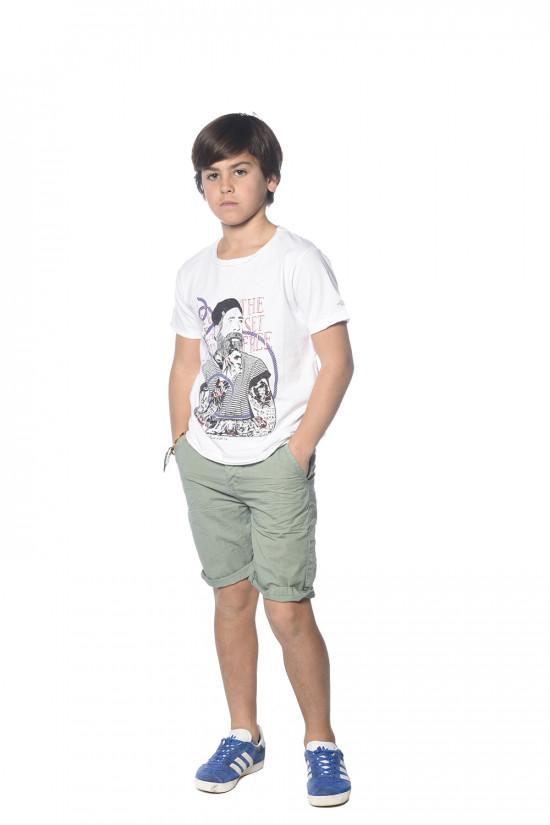 Short Zest Boy S18707B (35860) - DEELUXE-SHOP