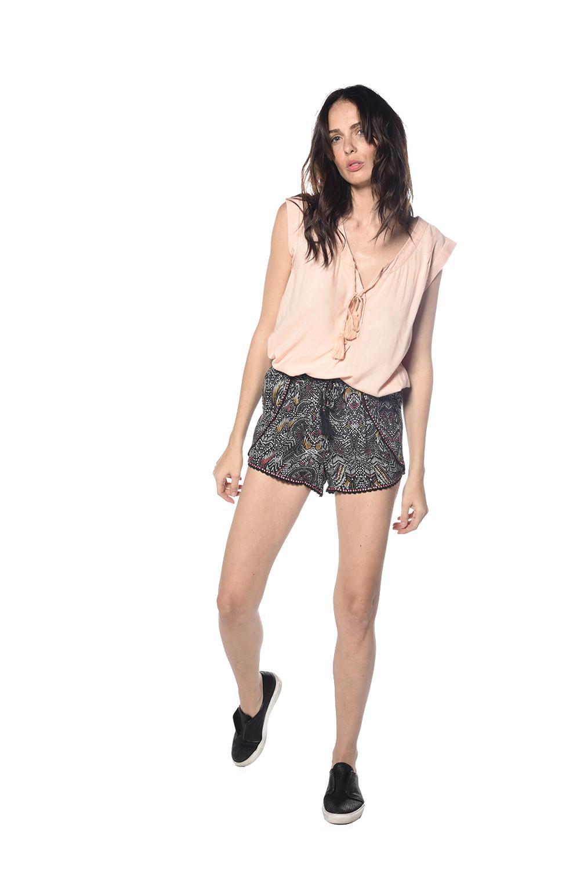 Short COCA Femme S18703W (35902) - DEELUXE