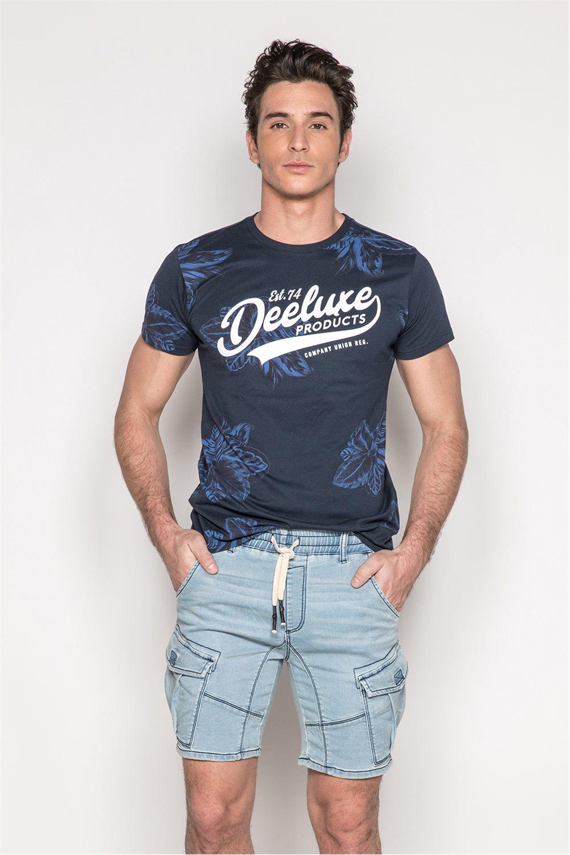 Short BOREL Homme S18JG852 (35961) - DEELUXE