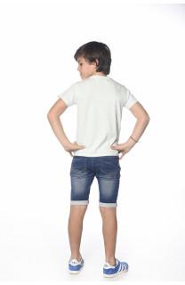 T-Shirt REASER Garçon S18141B (35976) - DEELUXE