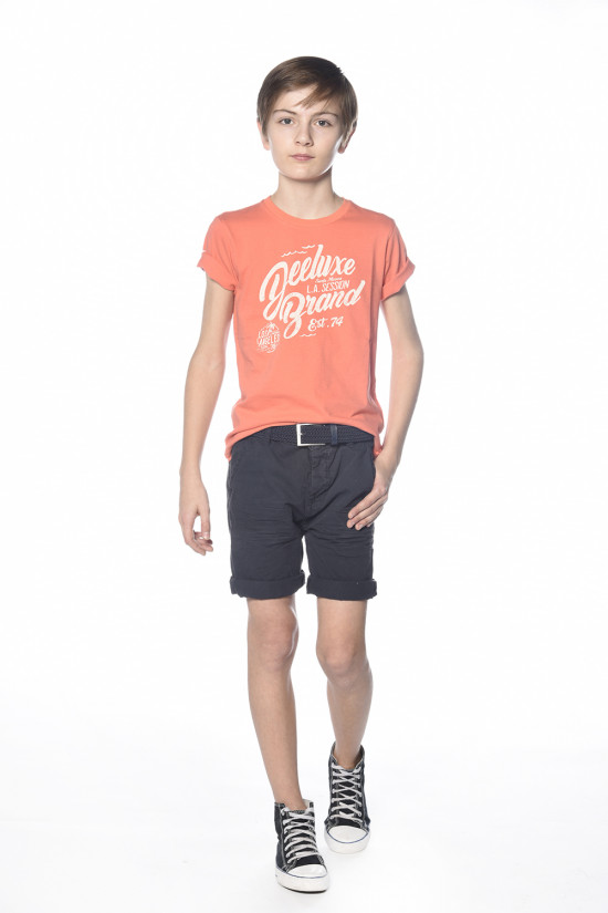 T-shirt T-shirt Reaser Boy S18141B (35989) - DEELUXE-SHOP