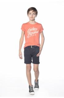 T-shirt T-shirt Reaser Boy S18141B (35979) - DEELUXE-SHOP