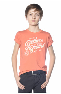 T-shirt T-shirt Reaser Boy S18141B (35980) - DEELUXE-SHOP