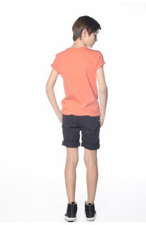 T-shirt T-shirt Reaser Boy S18141B (35981) - DEELUXE-SHOP