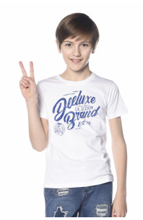 T-shirt T-shirt Reaser Boy S18141B (35985) - DEELUXE-SHOP