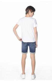 T-Shirt REASER Garçon S18141B (35986) - DEELUXE