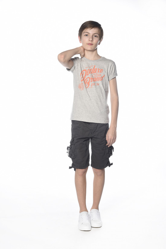 T-shirt Reaser Boy S18141B (35989) - DEELUXE-SHOP