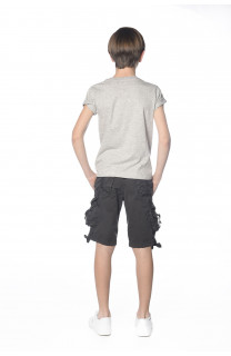 T-shirt T-shirt Reaser Boy S18141B (35991) - DEELUXE-SHOP