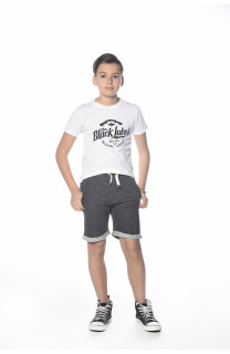 T-shirt T-shirt Record Boy S18146B (36009) - DEELUXE-SHOP