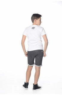T-shirt T-shirt Record Boy S18146B (36011) - DEELUXE-SHOP