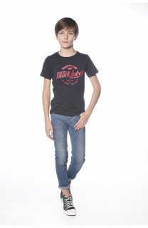 T-shirt T-shirt Record Boy S18146B (36016) - DEELUXE-SHOP
