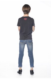 T-shirt T-shirt Record Boy S18146B (36018) - DEELUXE-SHOP