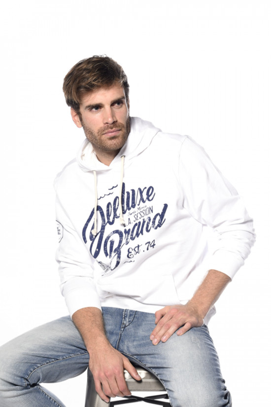 Sweatshirt Holder Man S18542 (36123) - DEELUXE-SHOP