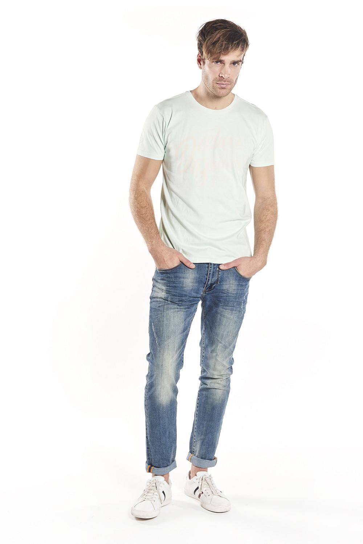 T-Shirt REASER Homme S18141 (36172) - DEELUXE