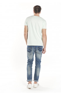 T-Shirt REASER Homme S18141 (36174) - DEELUXE