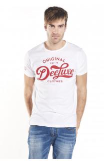 T-Shirt WRITE Homme S18142 (36240) - DEELUXE