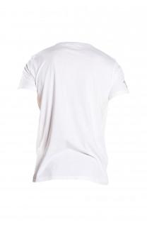 T-Shirt WRITE Homme S18142 (36243) - DEELUXE