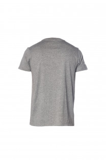 T-Shirt WRITE Homme S18142 (36250) - DEELUXE