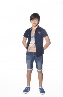 Shirt Cruz Boy S18430B (36281) - DEELUXE-SHOP