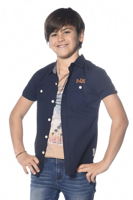 Shirt Cruz Boy S18430B (36282) - DEELUXE-SHOP