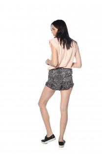 Blouse Blouse Luna Woman S18424W (36333) - DEELUXE-SHOP
