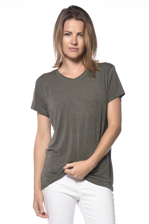 T-shirt Night Woman S18113W (36504) - DEELUXE-SHOP