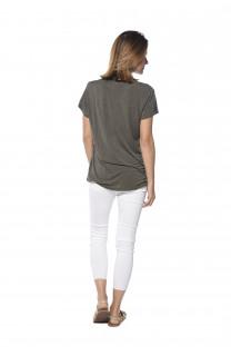 T-shirt Night Woman S18113W (36505) - DEELUXE-SHOP