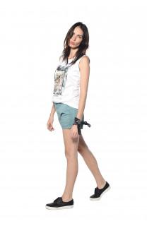 Short XENA Femme S18711W (36668) - DEELUXE