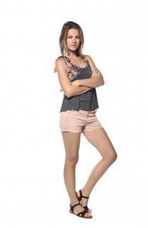 Short Xena Woman S18711W (36673) - DEELUXE-SHOP