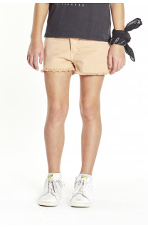 Short CURRY Fille S18713G (36716) - DEELUXE