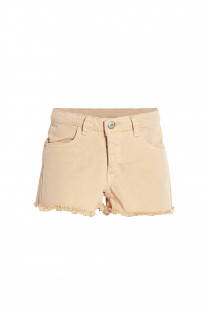 Short CURRY Fille S18713G (36718) - DEELUXE