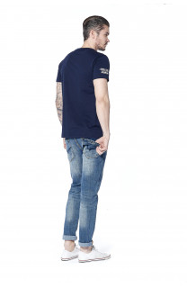 T-Shirt WRITE Homme S18142 (36916) - DEELUXE